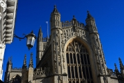 Bath Abbey Front