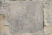 Queen Square Obelisk Inscription