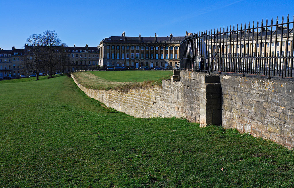 Royal Crescent Ha Ha