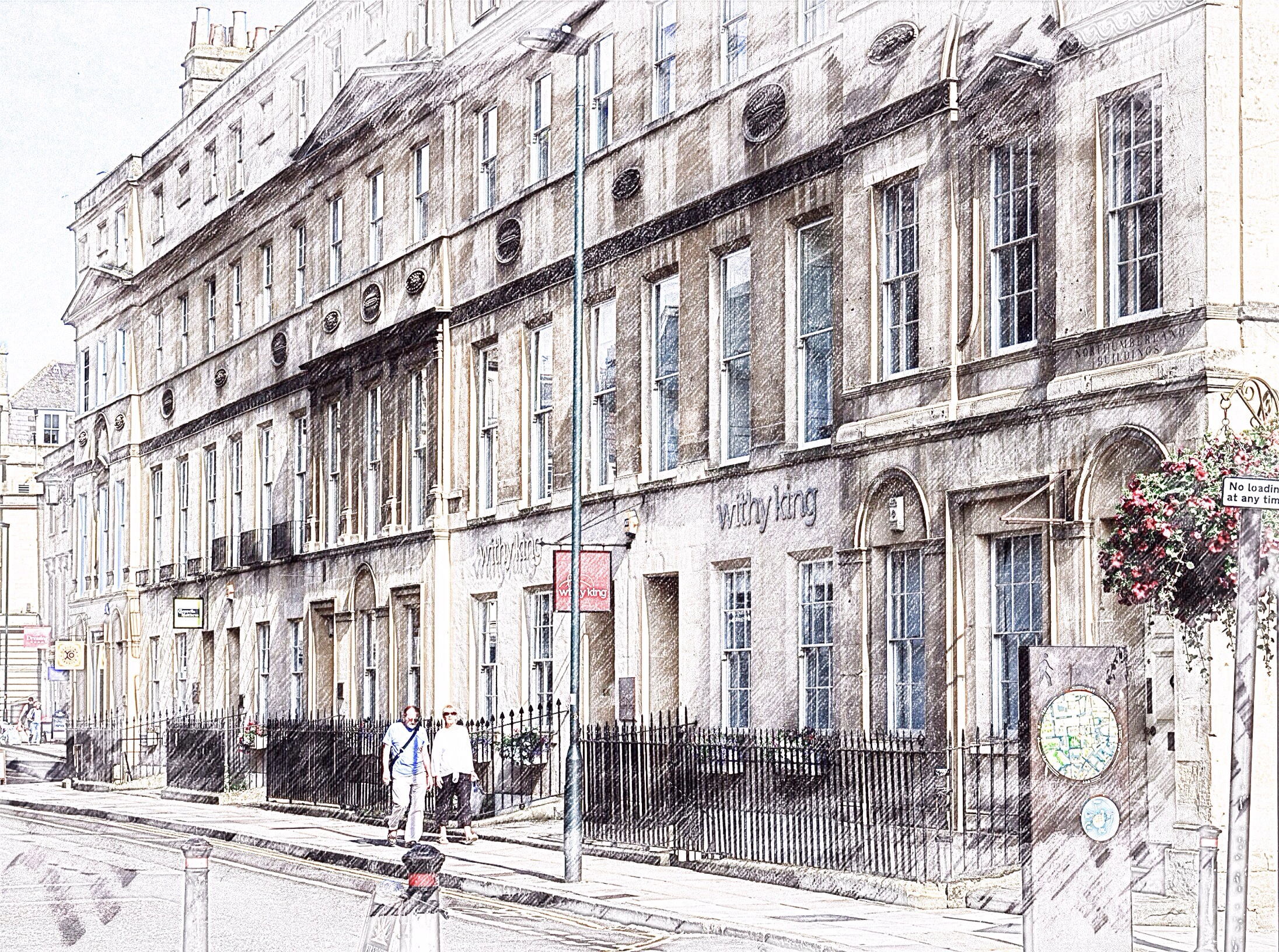 Northumberland Buildings