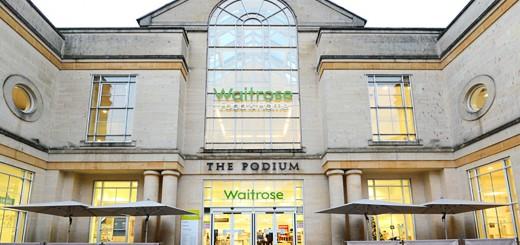 Waitrose Podium Bath
