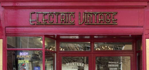 Electric Vintage Bath
