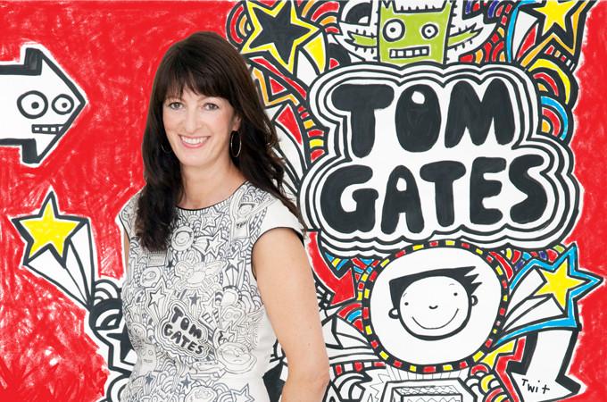 tom gates deutsch
