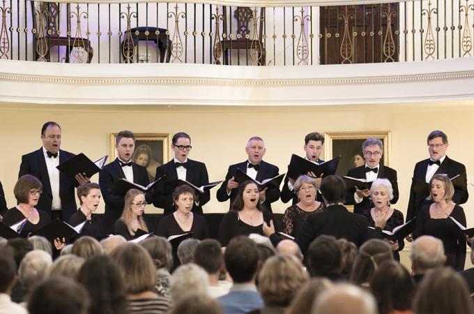 Bath Camerata: The Choral Music of Roderick Williams - Bath