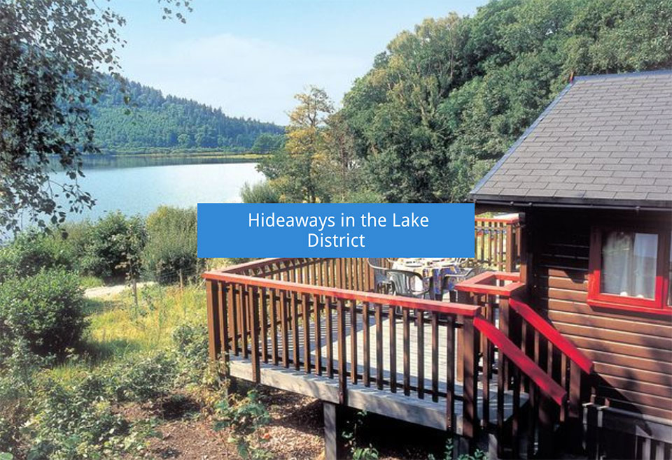 Hot Tub Hideaways