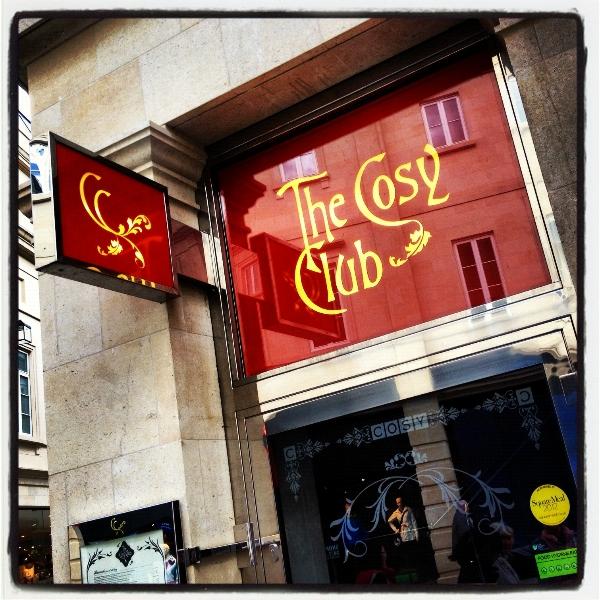 The Cosy Club