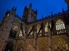 Bath Abbey Night