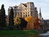 Empire Hotel in the Autumn