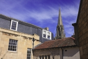 St Michael's From Milsom Place
