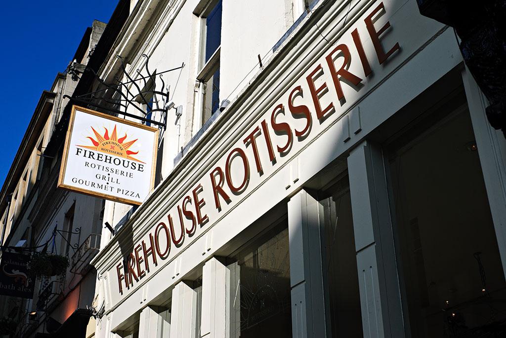 Firehouse Rottiserie