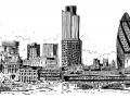 St Paul's Gherkin London