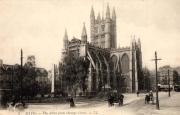 Abbey from Orange Grove