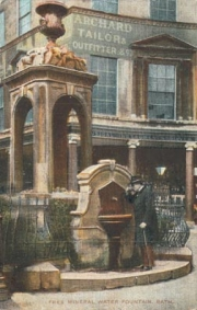 Mineral Fountain