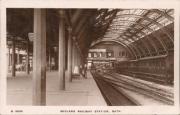 Railway Station - Bath Spa