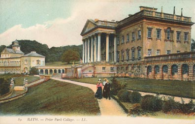 Prior Park Landscape Garden Prior park landscape garden bath uk tourism accommodation from the rear of the railway station continue to widcombe shopping parade and then turn into prior park road and prepare yourself for the lengthy uphill workwithnaturefo