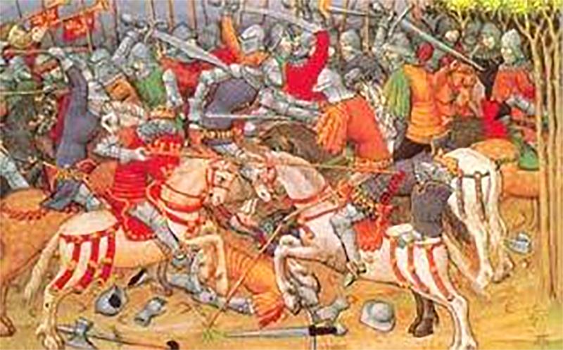King Arthur Bath History