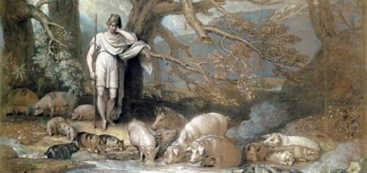 King Bladud Pig Bath