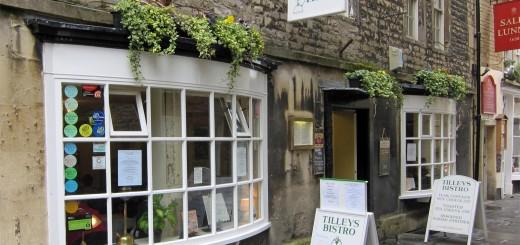 Tilleys Bistro - Bath