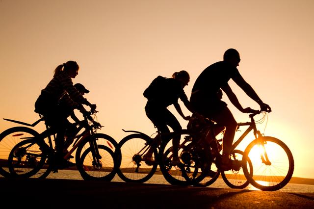 Cycling Bath
