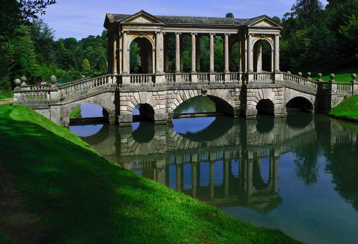 Prior Park Landscape Gardens Bath