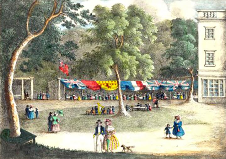 Sydney Gardens Bath