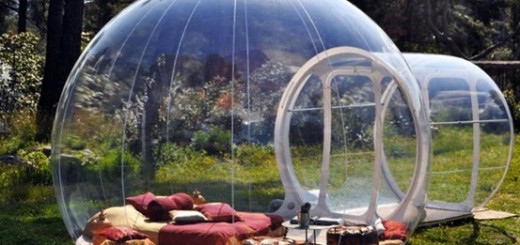 bubble-hotel laterooms