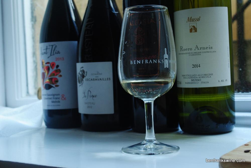 Ben Franks Wine Bath