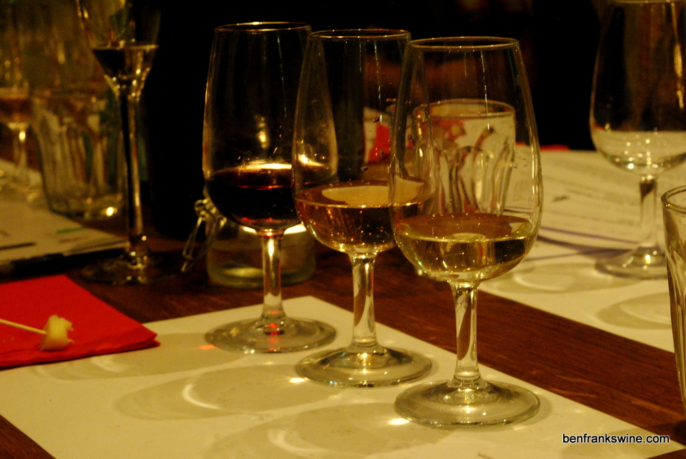Wine for Valentine's day