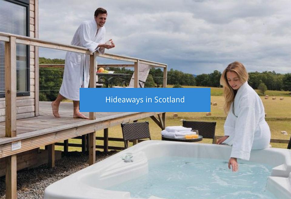 Hot Tub Hideaways