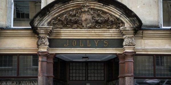 Iconic Buildings & Views of Bath Series – Jollys