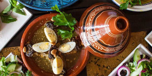 Tagine Zhor Moroccan Restaurant Bath
