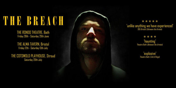 APRICITY THEATRE PRESENTS a new adaptation of William Shakespeare's Henry V by Charlotte Turner-McMullan THE BREACH