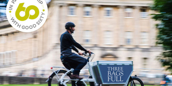 Look out, there's a new online delivery service taking to the streets of Bath this Spring!